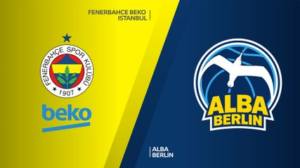 EuroLeague 2019-20 Highlights Regular Season Round 12 video: Fenerbahce 107-102 ALBA