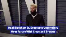 Odell Beckham Jr's Thoughts On The Cleveland Browns