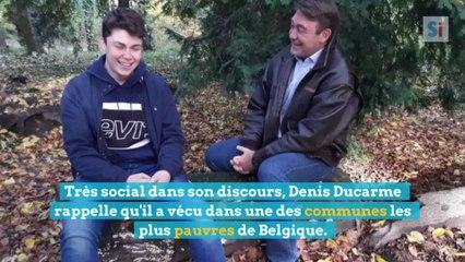 """Interview exclusive de Denis Ducarme: """"Je pense que je suis plus fort aujourd'hui"""""""