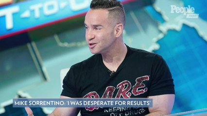 Mike 'The Situation' Sorrentino Celebrates 4 Years of Sobriety: 'Living My Best Life'