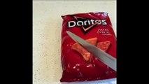Vous pensez que c'est un simple sac de chips. Attendez la suite