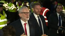 Corbyn addresses supporters ahead of BBC debate