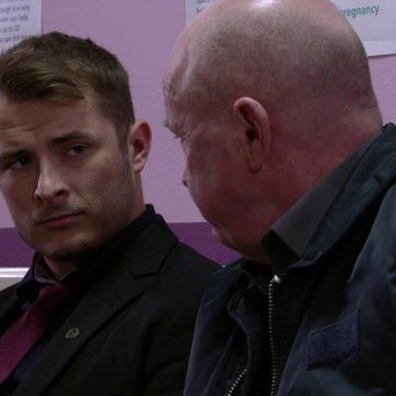Ballum - Phil Gives Ben His Approval Of Callum Becoming A Copper!