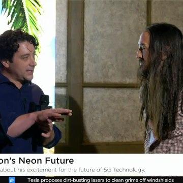 Steve Aoki Snapdragon Summit on 'Cyborgs'