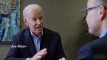 AXIOS on HBO Season 2 -  Joe Biden