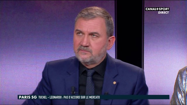 Late Football Club - Leonard, Tuchel et le futur mercato du PSG