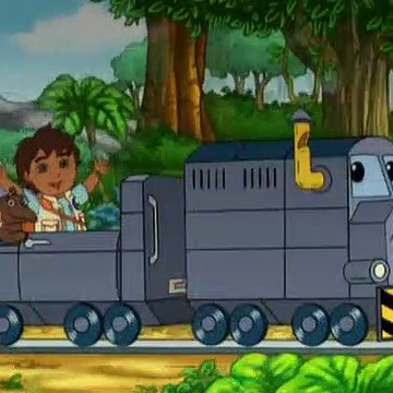 Go Diego Go S02E12 The Tapirs Trip Home-Indi