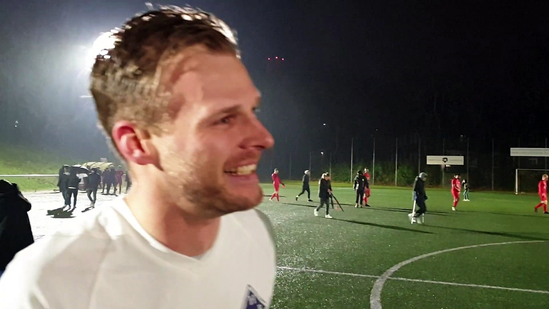 """Derbyheld"" Janosch Rinckens im Interview"