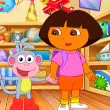 Dora The Explorer Season 5 Episode 1 Dora's Jack-In-The-Box