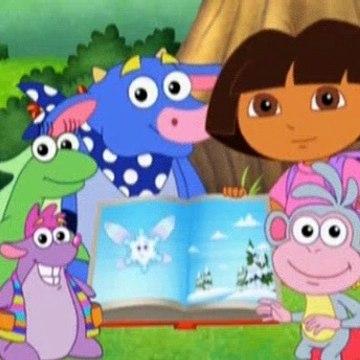 Dora The Explorer Season 5 Episode 2 Dora Saves The Snow Princess