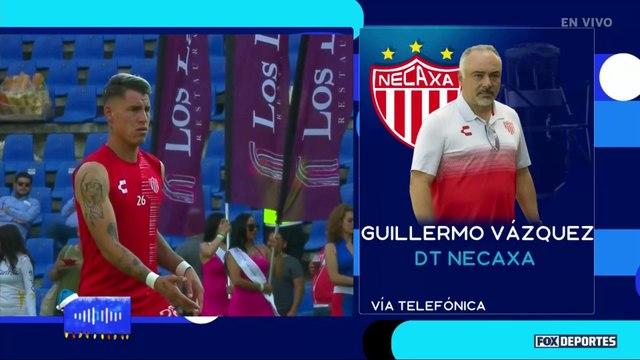 FOX Sports Radio: ¿Qué tiene que hacer Cristian Calderón para crecer como jugador?
