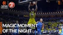 7DAYS Magic Moment of the Night: Derrick Williams, Fenerbahce Beko Istanbul