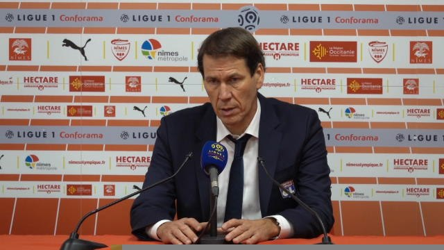 "17e j. - Garcia : ""On a fait un match intelligent"""
