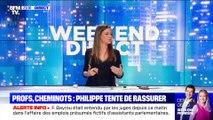 Profs, cheminots: Édouard Philippe tente de rassurer - 06/12