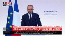 Ce qu'il faut retenir des annonces d'Edouard Philippe sur le système universel de retraite