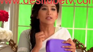 Choti Sardarni - Sarabjit Ji oversmartness fails and firgets to give Param's lunchbox and let's Meher have one up on him