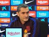 """16e j. - Valverde : """"Messi n'a pas la retraite en tête"""""""