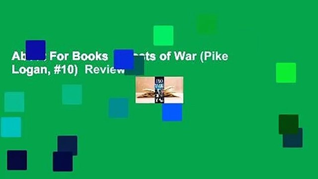 About For Books  Ghosts of War (Pike Logan, #10)  Review