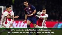 Huntelaar admits patchy Ajax form after shock Willem II defeat