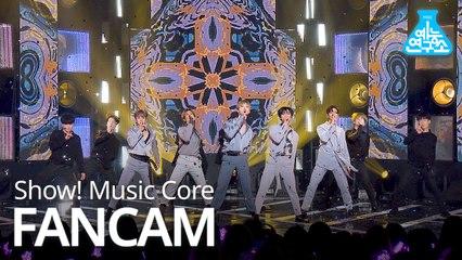 [예능연구소 직캠] ASTRO - Blue Flame, 아스트로 - Blue Flame @Show!MusicCore 20191207