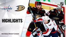 NHL Highlights | Capitals @ Ducks 12/06/19
