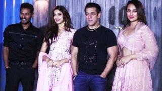Bigg Boss 13:  Salman Khan welcomes Sonakshi Sinha, Saiee & Prabhu on the sets | FilmiBeat