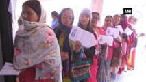 Polling for second phase begins