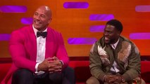 The Graham Norton Show - S26E10 - Dwayne Johnson, Kevin Hart, Jodie Whittaker, Michael Palin, Harry Styles December 06, 2019
