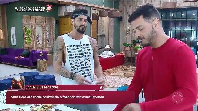 A FAZENDA 11 - VISITA NA FAZENDA_A ULTIMA PROVA - EPISÓDIO 81 - PARTE 1 - 6/12/2019