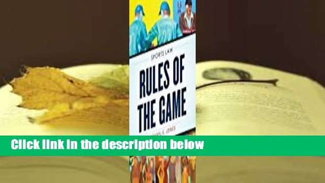 Rules of the Game: Sports Law Complete