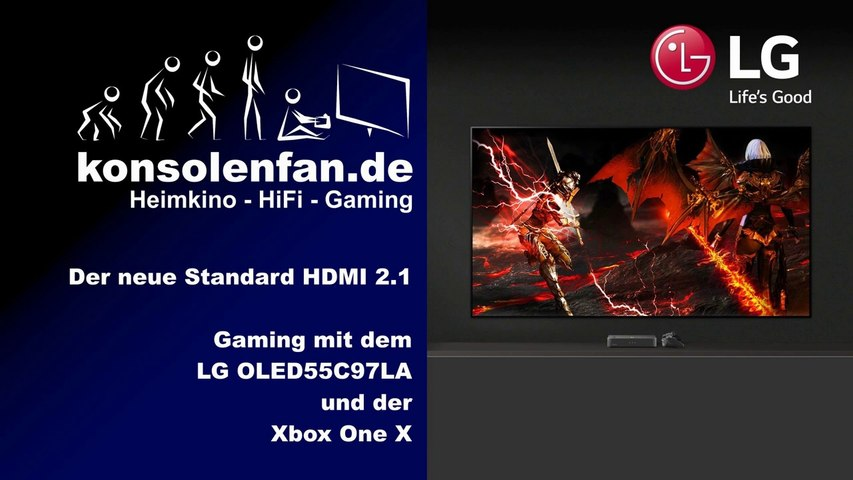 Tipps & Tricks: HDMI 2.1 anhand des LG OLED55C97LA erklärt