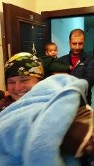 Neso başkanı Özel'den yardıma muhtaç aileye yeni ev