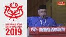 PAU 2019: Perbahasan ucapan dasar Presiden UMNO