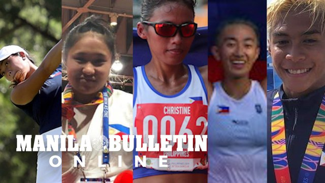 2019 SEA Games Day 6: PH's gold medalists