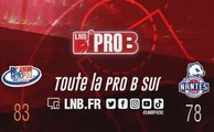 PRO B : Rouen vs Nantes (J9)