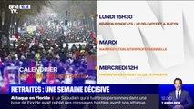 Retraites: après deux journées de grève, le gouvernement accélère son calendrier