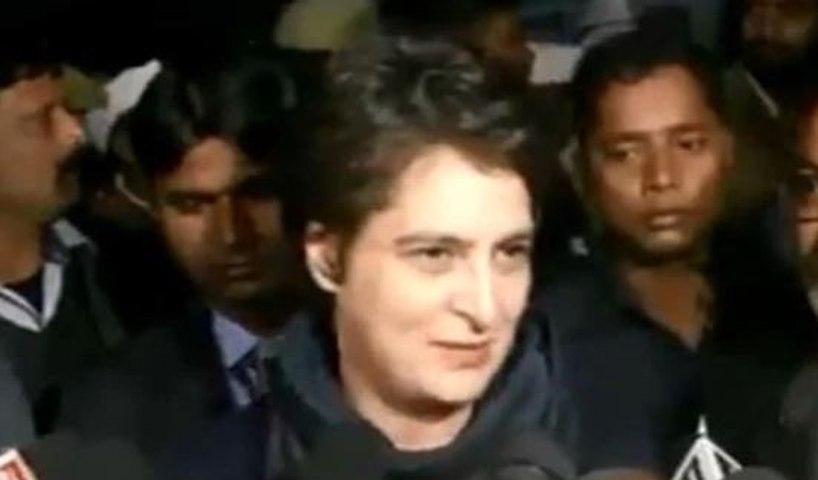 Priyanka Gandhi on Unnao Case | Oneindia News