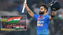 India vs West Indies 1st T20 : Virat Kohli Records, 23rd T20I Fifty || Oneindia Telugu