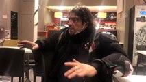 Fransız cankurtaran: AA Foto Muhabiri Yalçın'ın gözüne plastik el bombası isabet etti