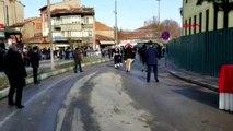 Kütahya-şehit polis alaattin özdemir son yolculuğuna uğurlandı