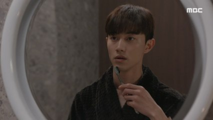 [Never twice] ep21, think of her while brushing teeth 두 번은 없다 20191207