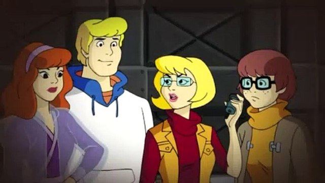 What's New Scooby-Doo S03E01