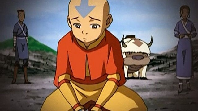 Avatar The Last Airbender S01E07 The Spirit World Winter Solstice