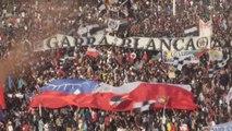 Cile, manifestazioni e scontri nel 50esimo giorno di proteste