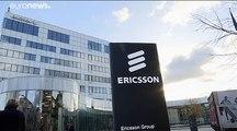 Sanción millonaria a Ericsson en EEUU