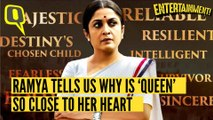 So Much of it Was Relatable - Ramya Krishnan on Playing 'Queen'