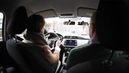 La ministre De Bue passe le test des Responsible Young Drivers