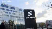 Ericsson : plus d'un milliard de dollars d'amende pour malversation