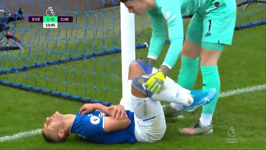 Everton - Chelsea (3-1) - Maç Özeti - Premier League 2019/20