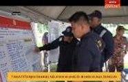 Tidak petunjuk baharu nelayan hilang di muara Kuala Dungun